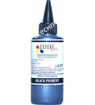 Чернила Expert-Ink Для HP/Canon BlPg 100ml