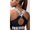 Топ Power Your Hero iconic sports bra 535 Черный