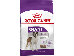 Royal Canin Роял Канин Giant Adult Джайнт Эдалт для собак гигантских размеров с 18 месяцев (выберите объем)