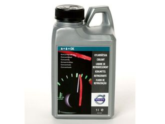 VOLVO CONCENTRATED COOLANT (1_литр/OEM:9437650)