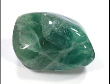 Флюорит зеленый, крупная полировка (103*74*73 мм, вес: 1180 г) №18287