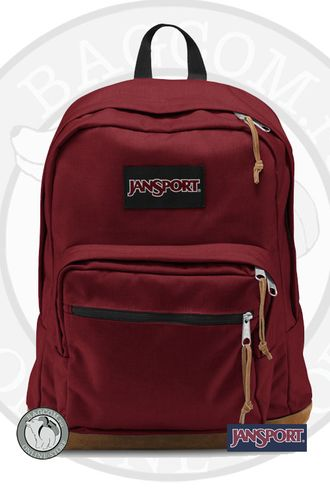 Jansport Right Pack Viking Red (красный)