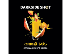 DARKSIDE SHOT 30г - ЮЖНЫЙ ВАЙБ (груша/манго/мята)