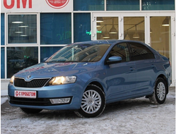 Skoda Rapid Ambition 1.6 MPI AT (105 л.с.) 2015 ГОД