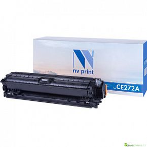 КАРТРИДЖ NV PRINT HP CE 272 A Yellow