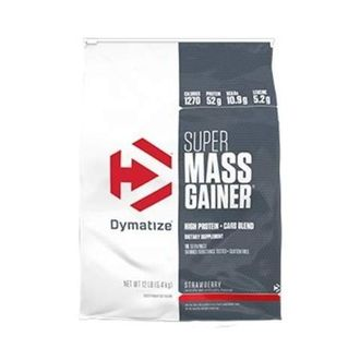 Dymatize Super Mass Gainer 5443 гр / 12lb (Шоколад)