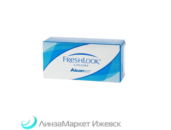 Цветные контактные линзы FreshLook Colors  (Фрешлук Калорс) в ЛинзаМаркет Ижевск
