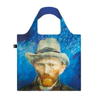 Сумка LOQI MUSEUM Collection - VINCENT VAN GOGH Self Portrait with Grey Felt