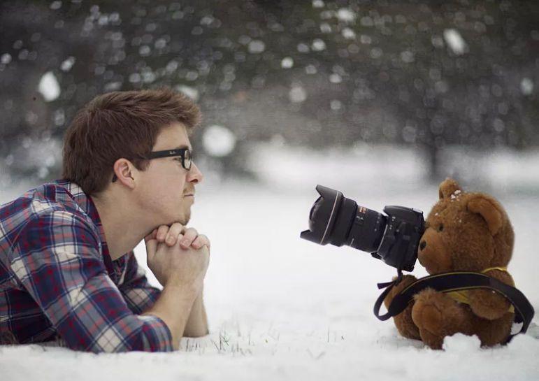 Как фотографировать зимой на зеркалку настройки