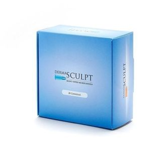 Микро канюли с иглой для прокола 27G  Derma Sculpt  (United Kingdom) уп. 1шт