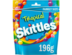 Skittles Tropical Pouch 196 гр