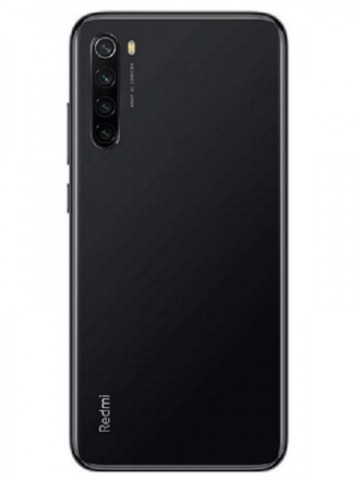 Xiaomi Redmi Note 8 4/64Gb Black (Global)