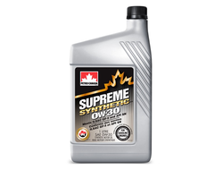Масло моторное PETRO-CANADA SUPREME SYNTHETIC 0W-30 1л MOSYN03C12