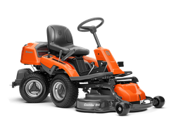 Husqvarna R213C. Райдер (B&S Power Intec 3125, гидростат.трансмиссия), с декой (94см)
