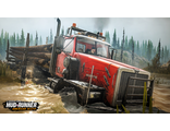 Spintires: MudRunner American Wilds Nintendo Switch (Русская версия)