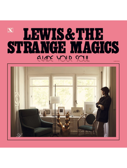 Lewis And The Strange Magics - Evade Your Soul LP