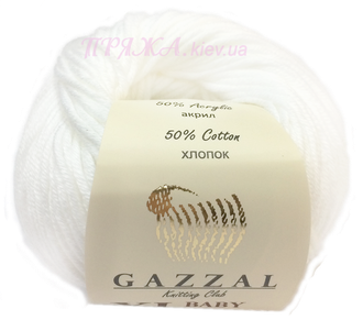BABY COTTON XL 3432