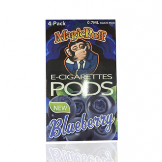 Magic puff pods Blueberry (Черника)
