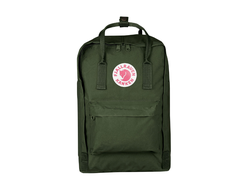 Рюкзак Kanken Laptop 15 Forest Green зеленый