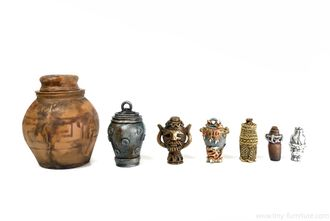 Ancient Urns (PAINTED)