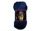 Himalaya Winter wool №19 колор синий
