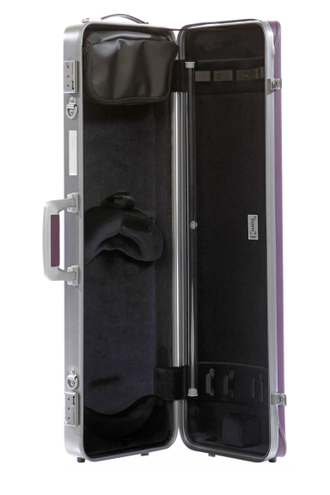 Кейс для скрипки Bam L'ETOILE Hightech Oblong Violin case - Violet