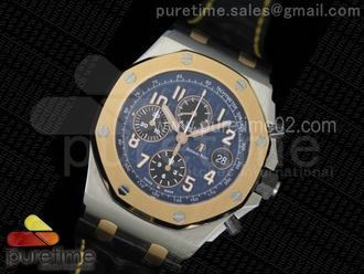 Royal Oak Offshore Gold/Blue