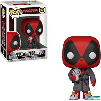 Фигурка Funko POP! Bobble: Marvel: Deadpool Playtime: Deadpool in Robe