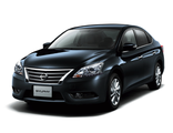 Nissan SYLPHY (2012-2014)