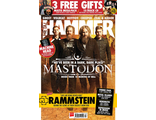 METAL HAMMER UK Magazine April 2017 Mastodon, Rammstein Cover ИНОСТРАННЫЕ МУЗЫКАЛЬНЫЕ , INTPRESSSHOP