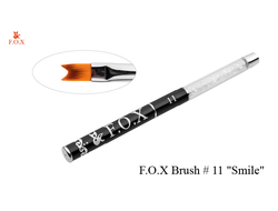 "F.O.X Brush #11 ""Smile"""