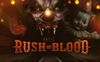 `Until Dawn: Rush of Blood (только для VR) PlayStation 4 [Русская Версия]