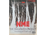 NME Magazine 30 October 1999 The Halloween Project Cover Archive Иностранные журналы, Intpressshop
