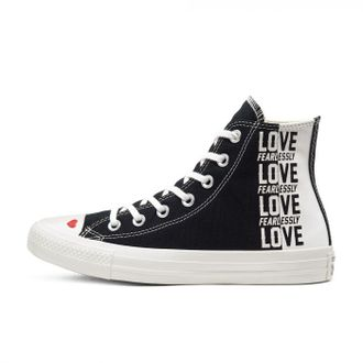 Кеды Converse All Star Love Fearlessly женские