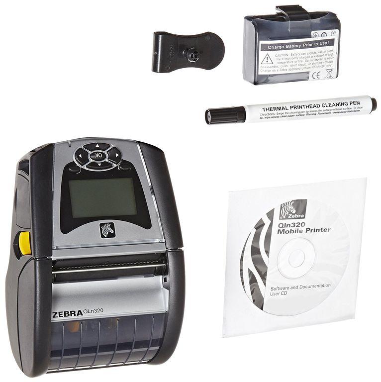 Zebra QLn320 принтер