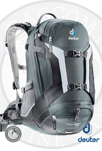 Велорюкзак Deuter Trans Alpine 25 Black