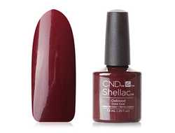 Гель-лак Shellac CND Oxblood №91250