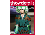 SHOWDETAILS Magazine PARIS WOMEN COLLECTIONS Autumn-Winter 2018 ИНОСТРАННЫЕ ЖУРНАЛЫ О МОДЕ, INTPRESS