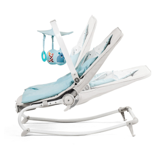 Шезлонг Kinderkraft Felio Light Blue