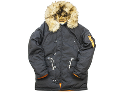Куртки NORD DENALI OXFORD 2.0	Black/Orange