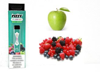 Паритель Fizzy Apple Berry Mixed Яблоко Лесные Ягоды