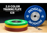 140KG Color Training Plate 2.0 Set