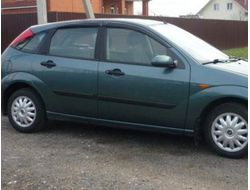 Ford Focus I sedan/hatchback 5d 1998-2004 дефлекторы окон