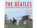 The Beatles Photographs from the Set of Help! Book Иностранные книги о музыке, Music Book, INTPRESS