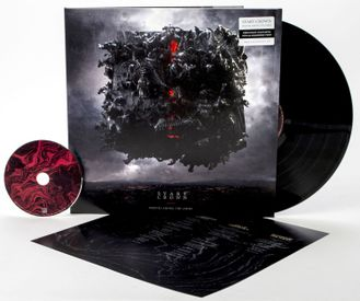 Svart Crown - Wolves Among The Ashes LP+CD