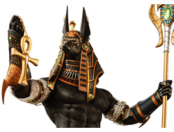 Анубис - Коллекционная ФИГУРКА 1/6 scale Action Figure Anubis Guardian of The Underworld (PL2019-148) - TBLeague