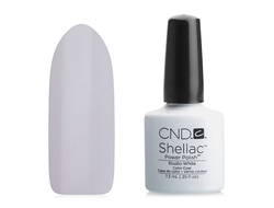 Гель-лак Shellac CND Studio White №40526
