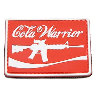 Патч Cola warrior (7 х 5 см)