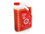 MJ-651. MITASU RED LONG LIFE ANTIFREEZE/COOLANT - 50ºC
