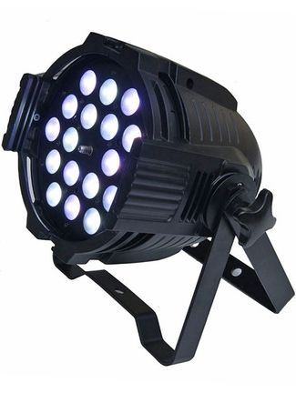 DIALighting LED Multi Par WHITE zoom